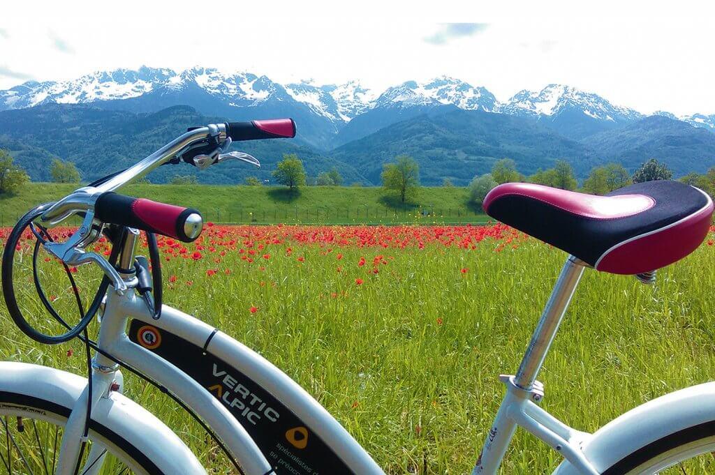 VERTIC met à disposition de ses collaborateurs des vélos