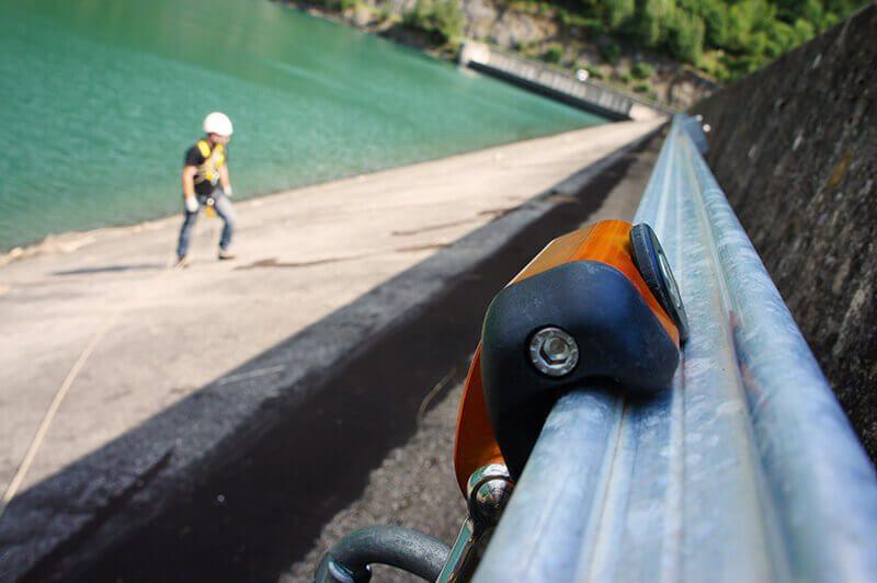 solution Altirail - barrage du Verney