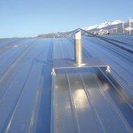 ALTIFIX sur bac aluminium