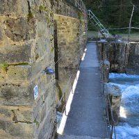 systeme antichute horizontal altiligne en milieux naturels