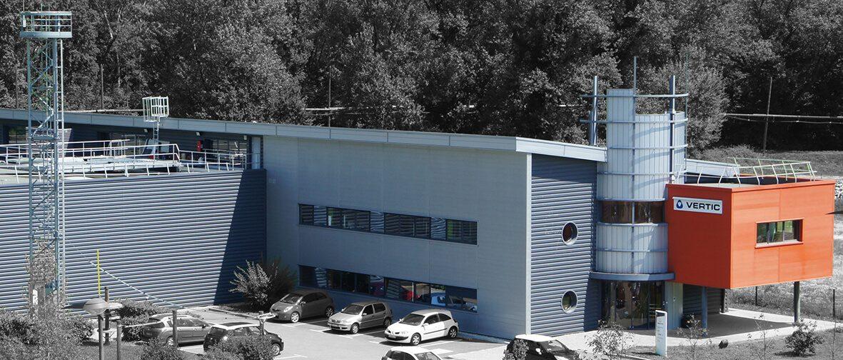Siège VERTIC à Bernin - Spécialiste de la sécurité en hauteur