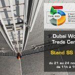 VERTIC présent en tant qu'exposant au Big Five Dubaï