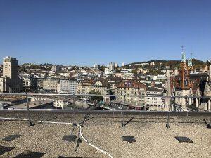 Lausanne Palace VERTIC Suisse garde corps ALTILISSE