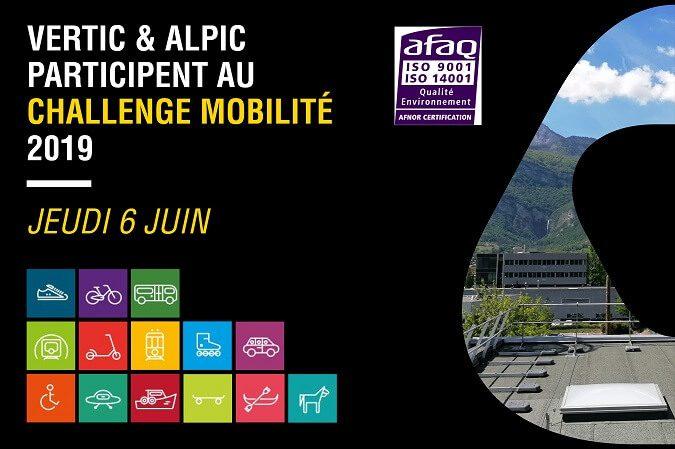 Challenge mobilité 06-2019