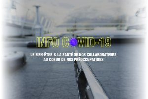 Visuel actualité COVID-19 site internet