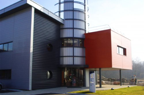 bâtiment DPSY